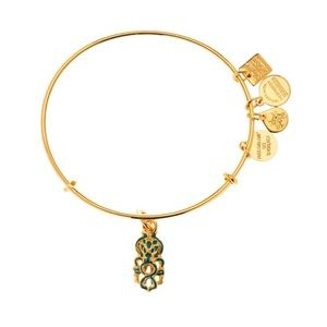 Alex and Ani Octopus Charity By Design Bracelet